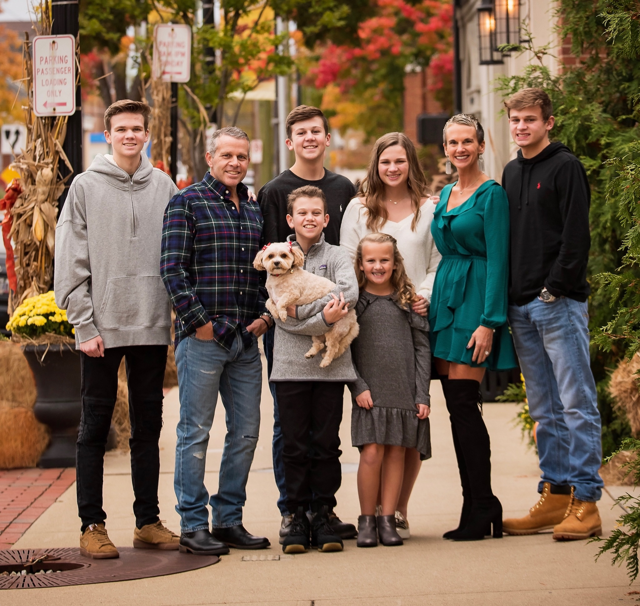 The Gibson Family