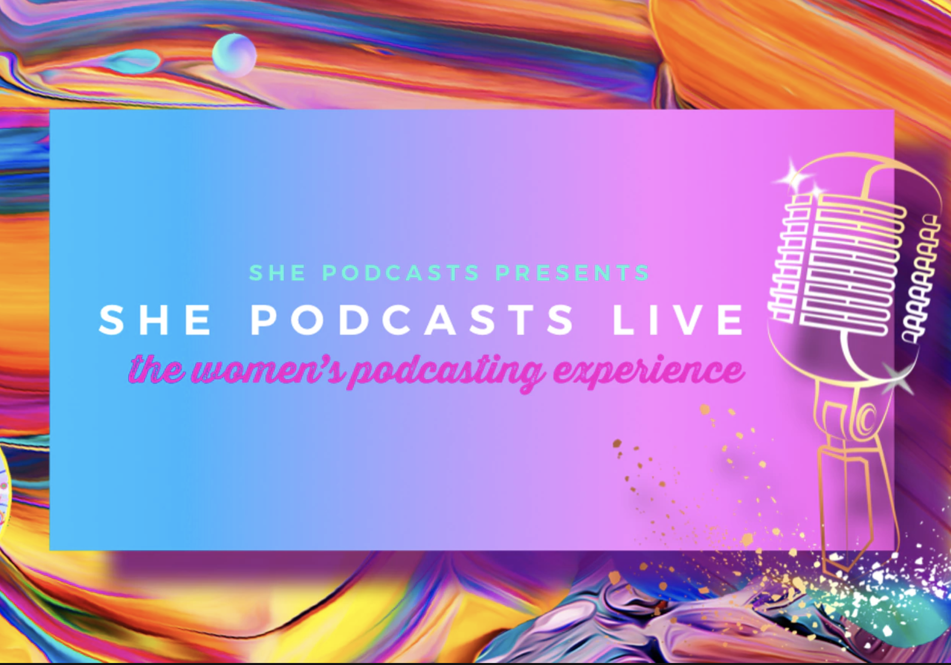 She Podcasts - She Podcasts is a brilliant Facebook group for women who podcast. Whether you're just toying with the idea of starting or have a fully-fledged podcast, you'll find help and support for whatever questions you have and can share your knowledge in return.