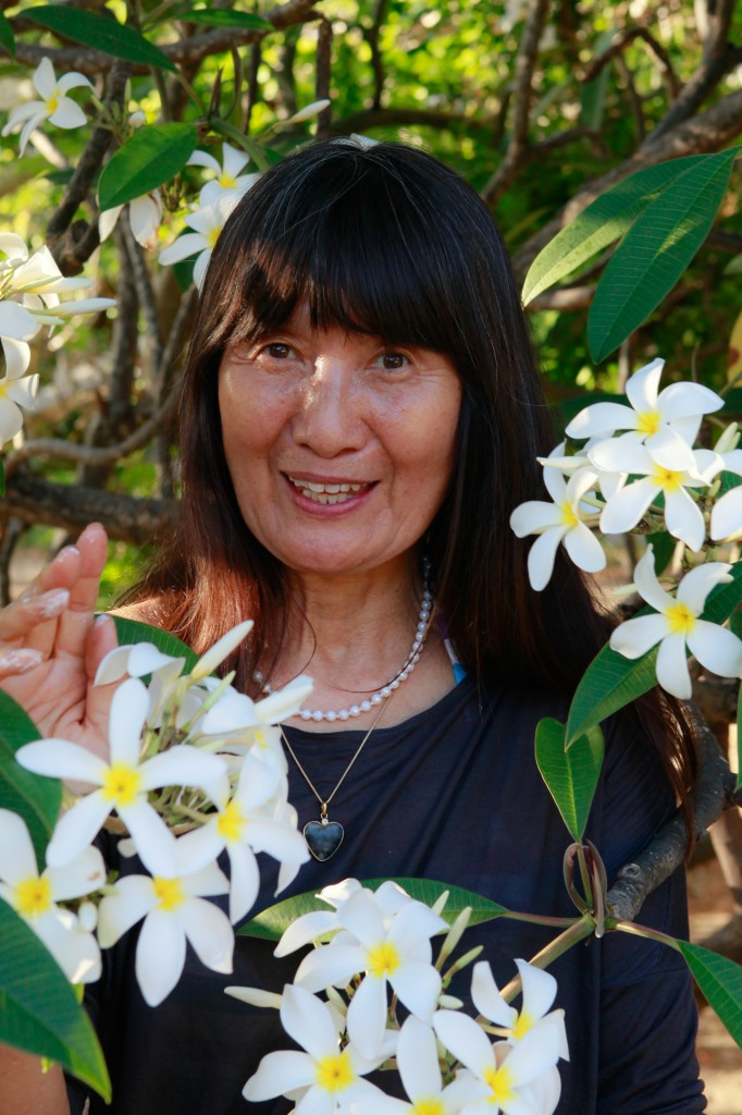 "MEERA as a teacher - Born in Japan and later settling in Europe, Meera (Kasue Hashimoto) was a fiery artist and warm-hearted human being. In 1974, Meera became a disciple of Osho and established Osho Art Therapy, leading workshops throughout the world. She developed new methods of creative expression related to therapeutic and meditative processes. In addition, more than 40 Osho books are illustrated with Meera's paintings.She set out on her journey to other dimensions on February 2017, honoring us with the great legacy of rebirthing creativity within ourselves with simplicity and totality.""I had the grace and fortune to learn and work with Meera, translating her book ReAwakening of Art, assisting her in several workshops and growing closer and closer with her lessons of simplicity, joy and compassion. Meera and the precious jewels she shared are forever etched in my heart."" Laura BrancoLearn more about her work : www.meera.de"