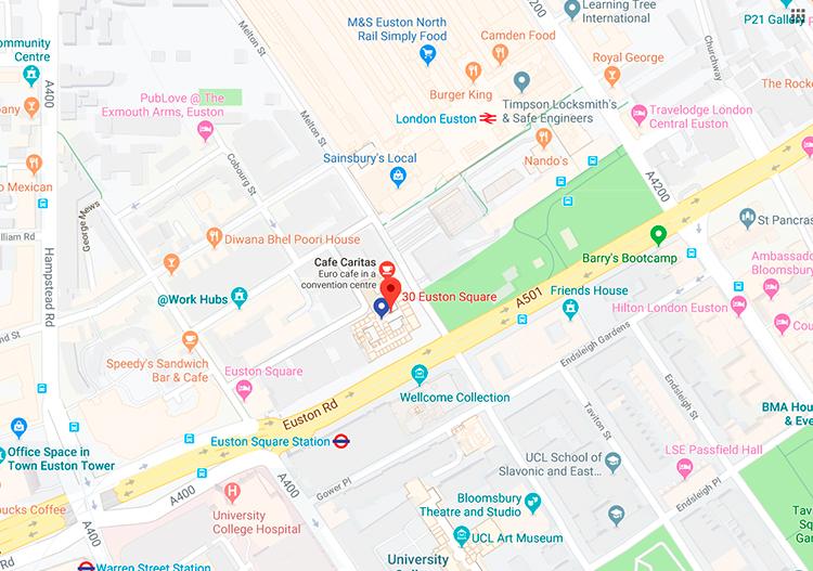 30 Euston Square - 30 Euston Square London, NW1 2FB, UK