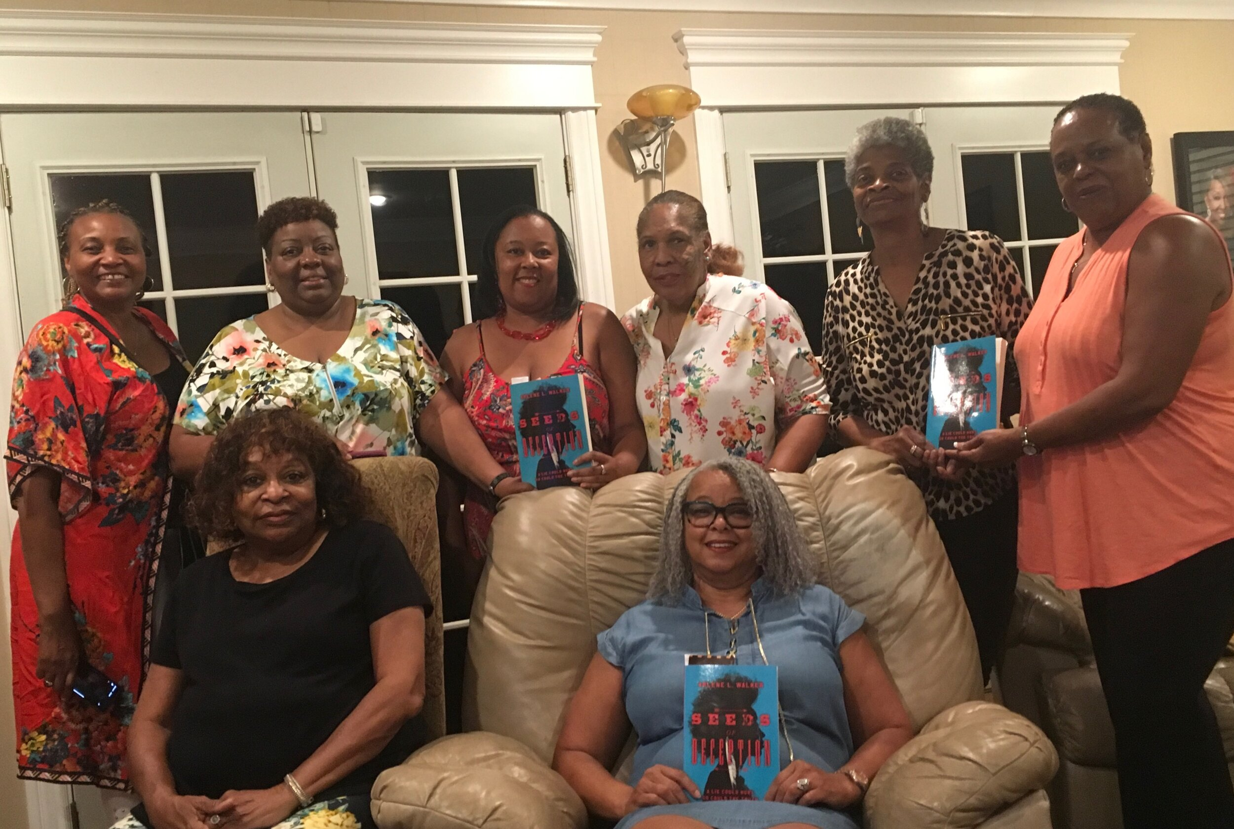 Pages Book Club -