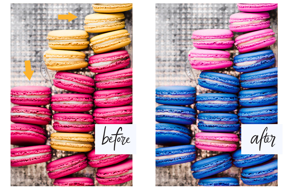 Retouching Food Photography changing colours.jpg