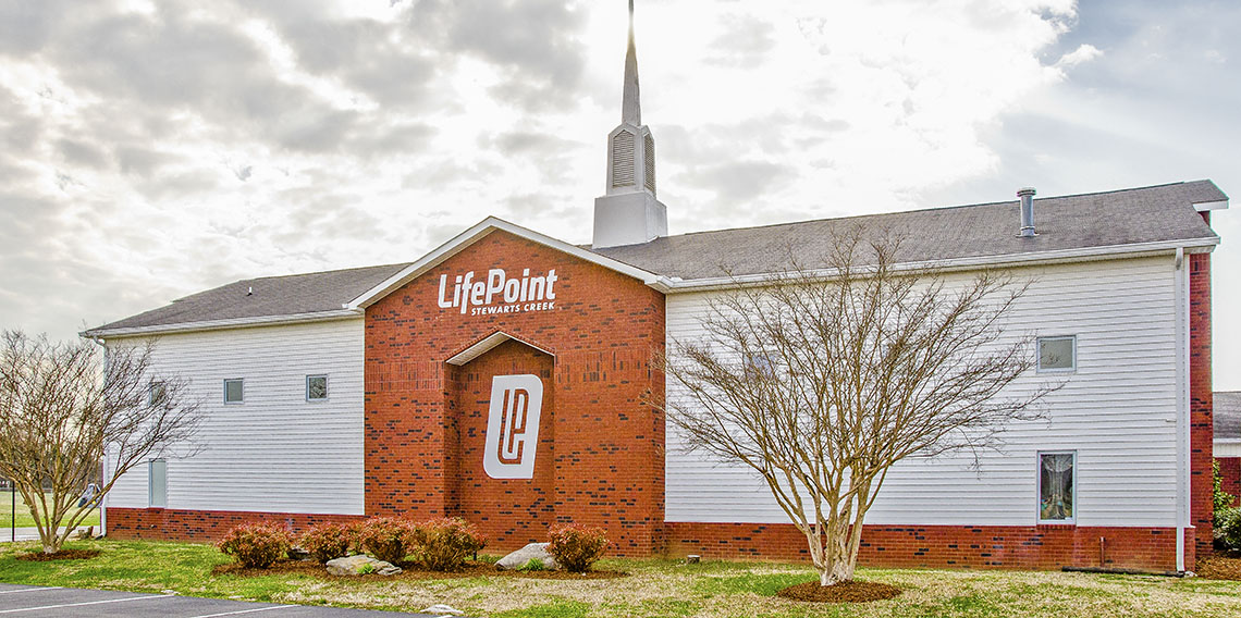 LifePoint Church Stewarts Creek