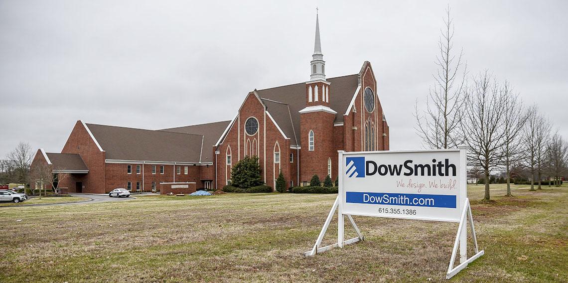 Murfreesboro First United Methodist Church