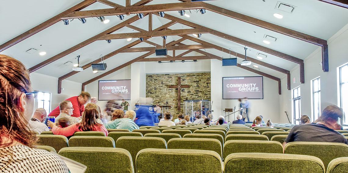 Church Congregation | Dow Smith Company | Smyrna, Tennessee