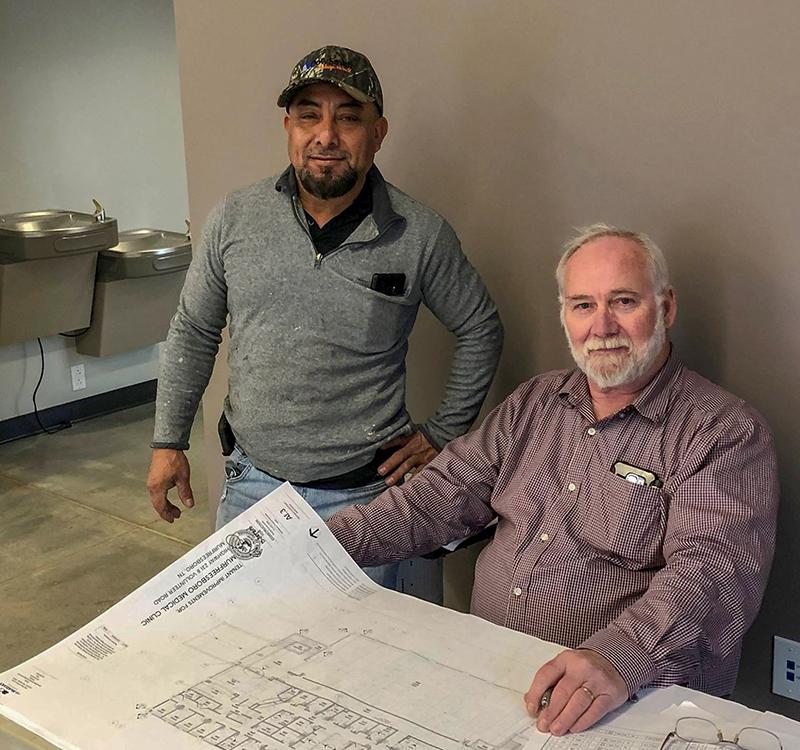 Bardo Urdiera and Dana Mitchell | Dow Smith Company | Smyrna, Tennessee