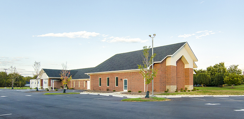 Veterans Parkway Church of Christ | Dow Smith Company | Smyrna, Tennessee