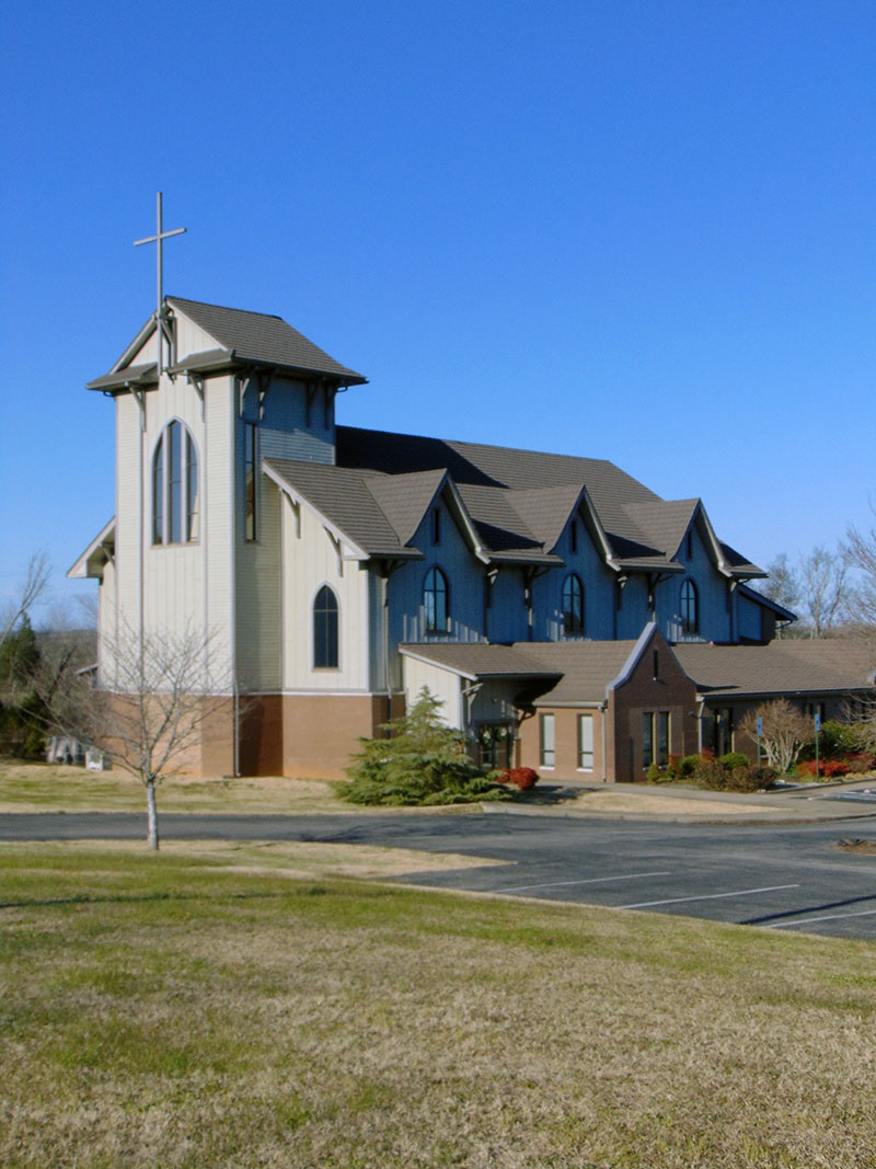 Epworth United Methodist Church | Dow Smith Company | Smyrna, Tennessee