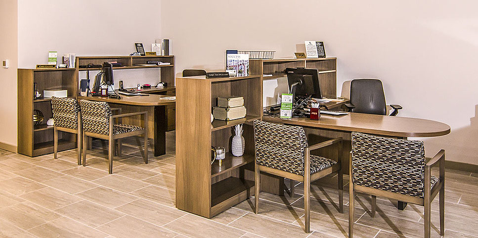 Franklin Synergy Bank Office | Dow Smith Company | Smyrna, Tennessee