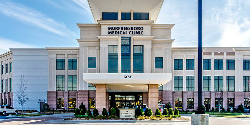 Murfreesboro Medical Clinic | Dow Smith Company | Smyrna, Tennessee