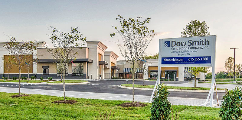 Fortress Square Shopping Center | Dow Smith Company | Smyrna, Tennessee