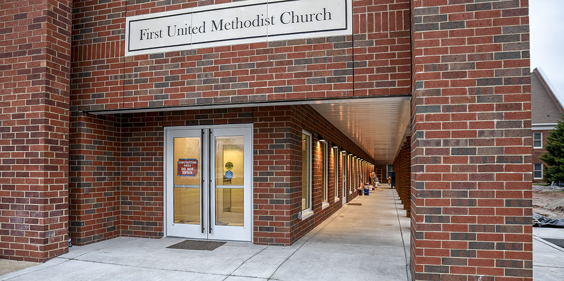 Murfreesboro First United Methodist Church | Dow Smith Company | Smyrna, Tennessee
