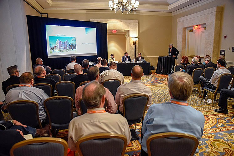 Construction Leadership Network Panel Discussion | Dow Smith Company | Smyrna, Tennessee