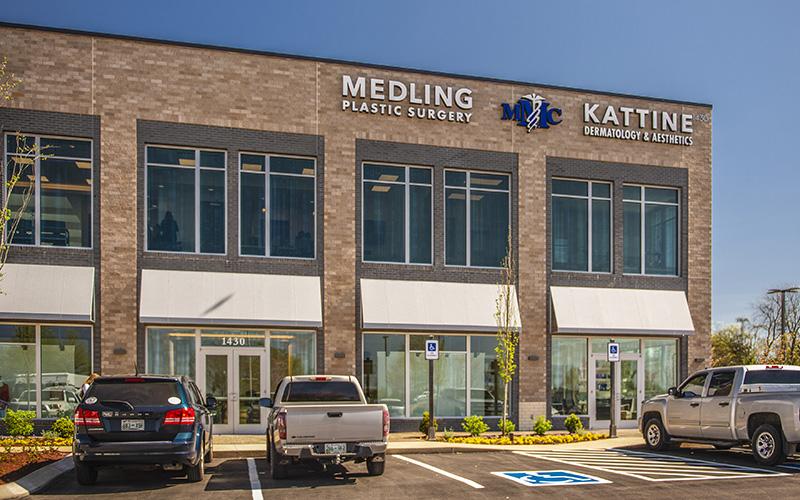 Murfreesboro Medical Center The Fountains