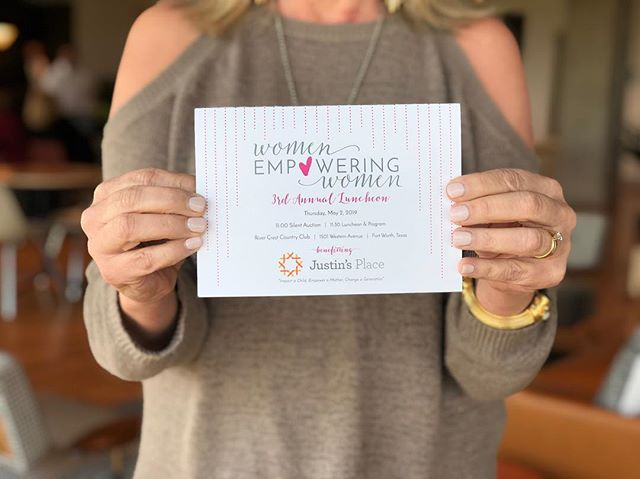 ANNOUNCEMENT!!! We're excited to say that tickets are available and flying off the shelves for Women Empowering Women on Thursday, May 2nd and we would love for you to be there! Link in our bio for tickets and more information.