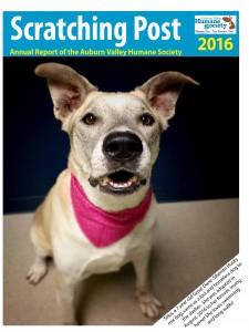 2016 AVHS Annual Report