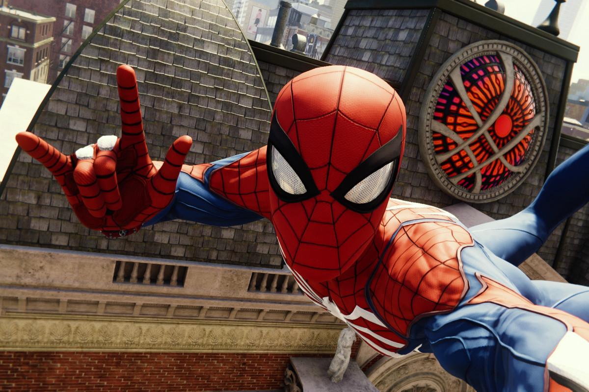 Photo courtesy of Spider-Man