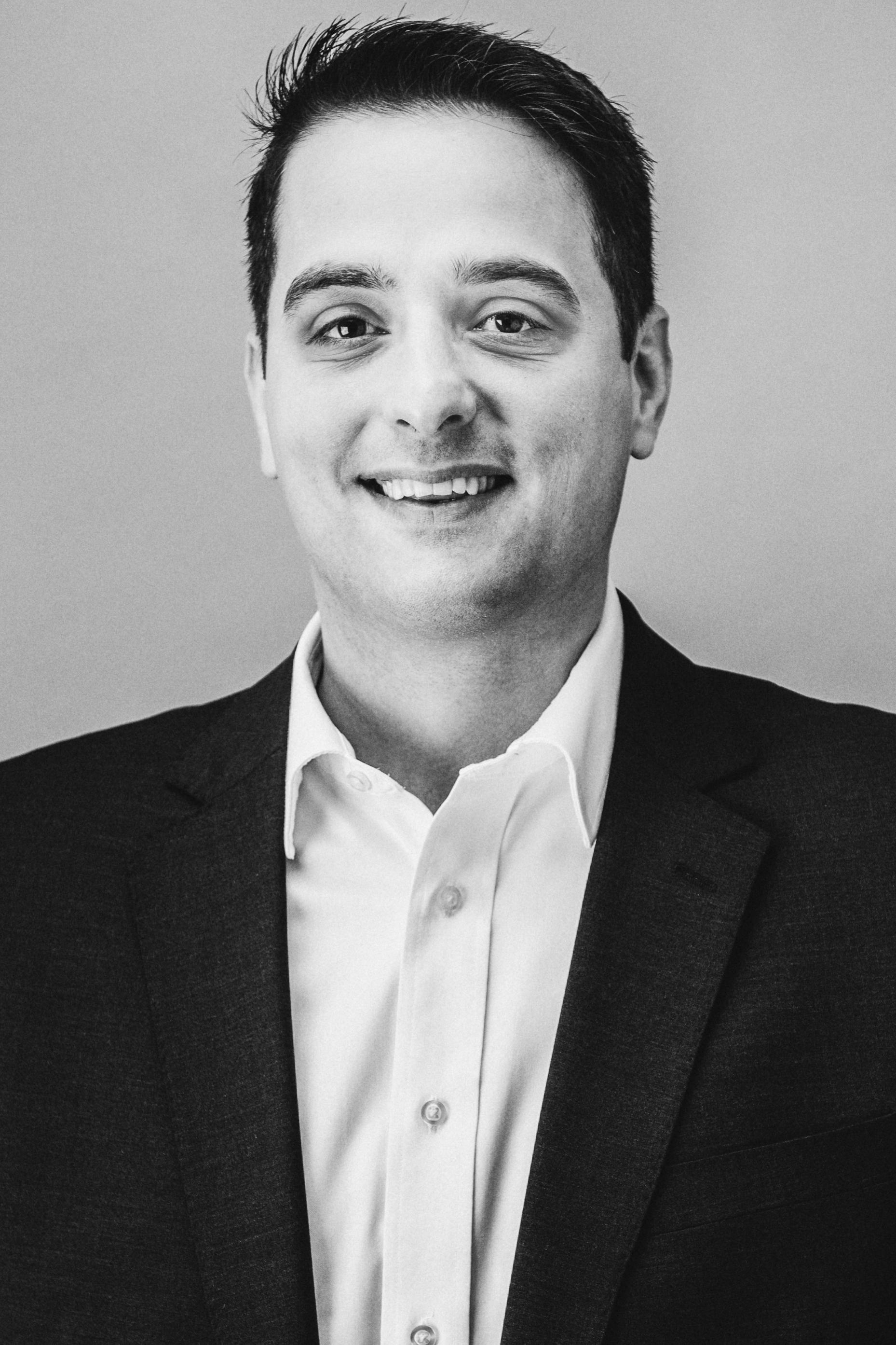 John Masterpalo  Partner & Chief Financial Officer