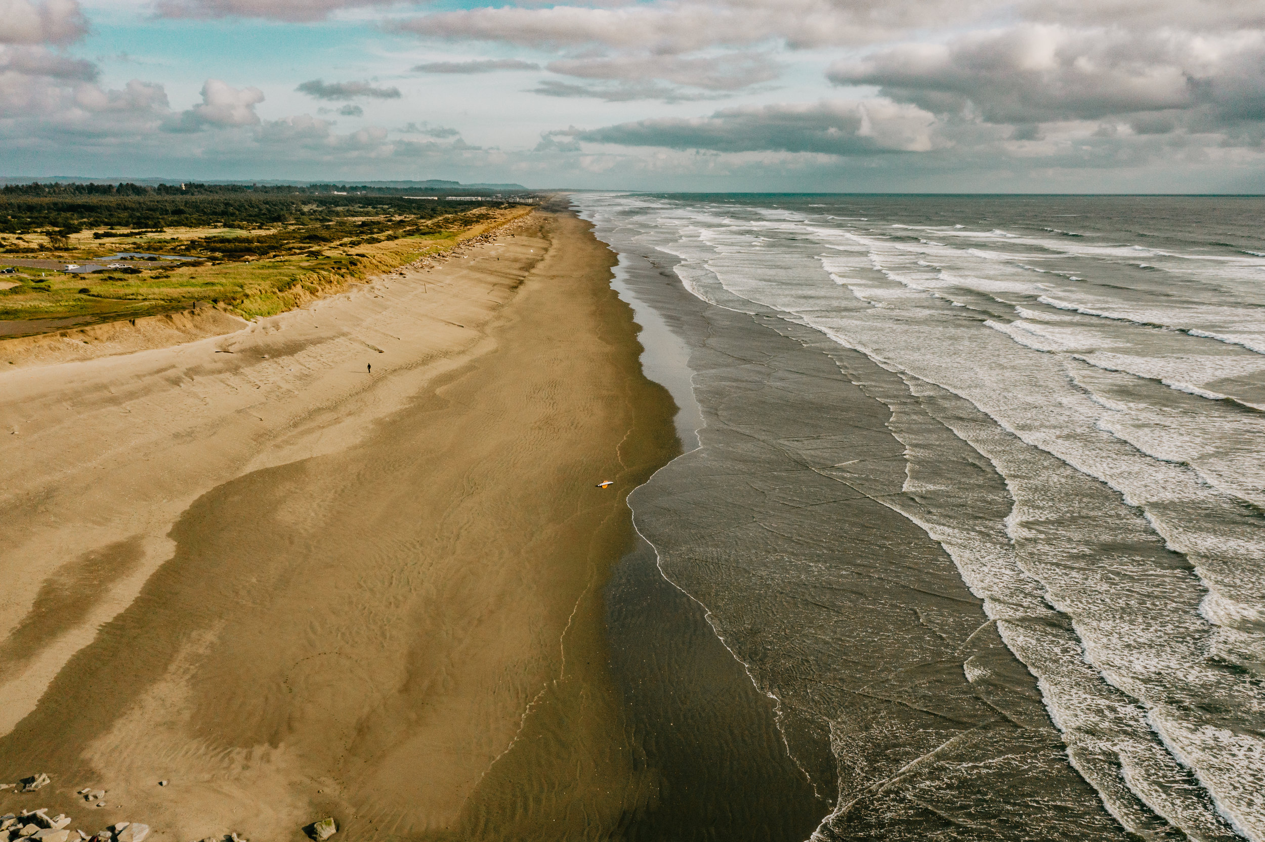 #3 Westport Area Beaches - Discover Westport's beaches! With sand as far as the eye can see, you can find your own space to recharge and relax.