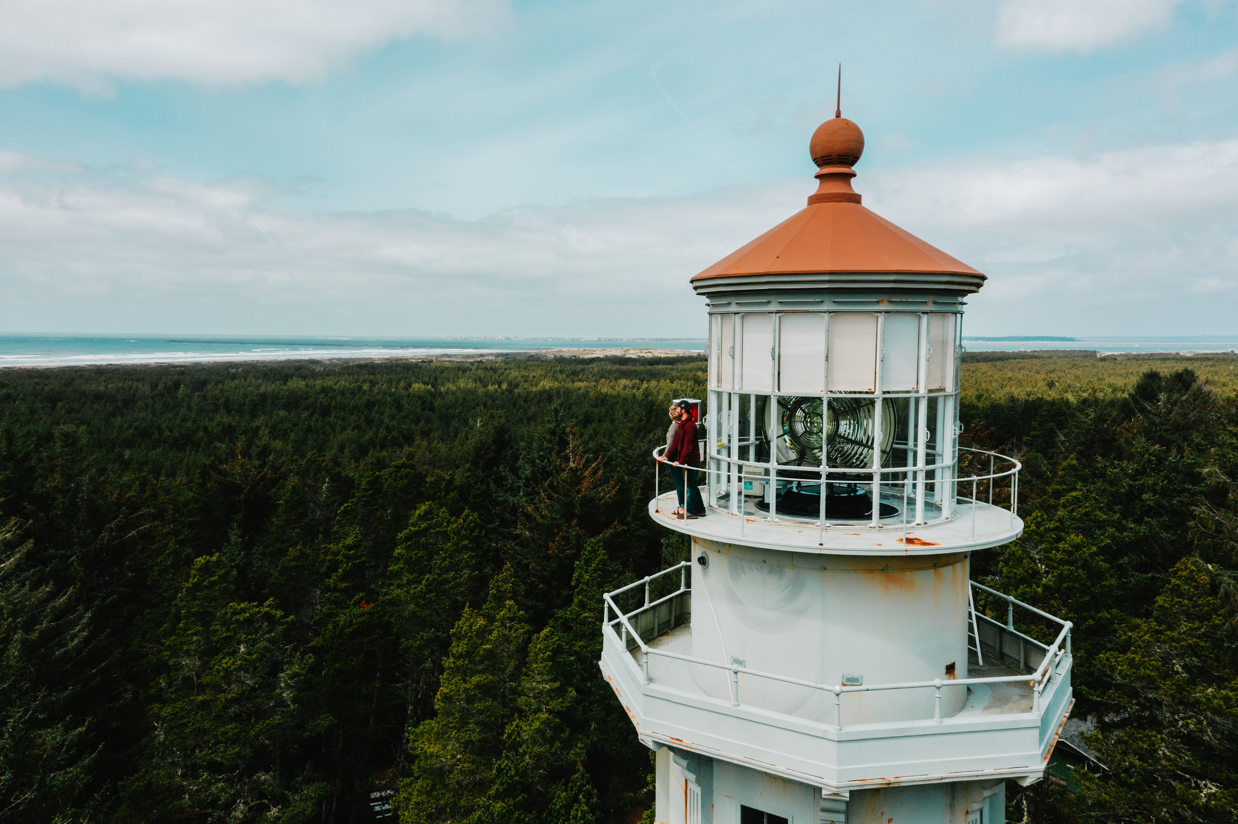 #4 Climb the Lighthouse - Visit the tallest lighthouse in Washington and the 3rd tallest on the west coast. The Grays Harbor Lighthouse is an experience for all.