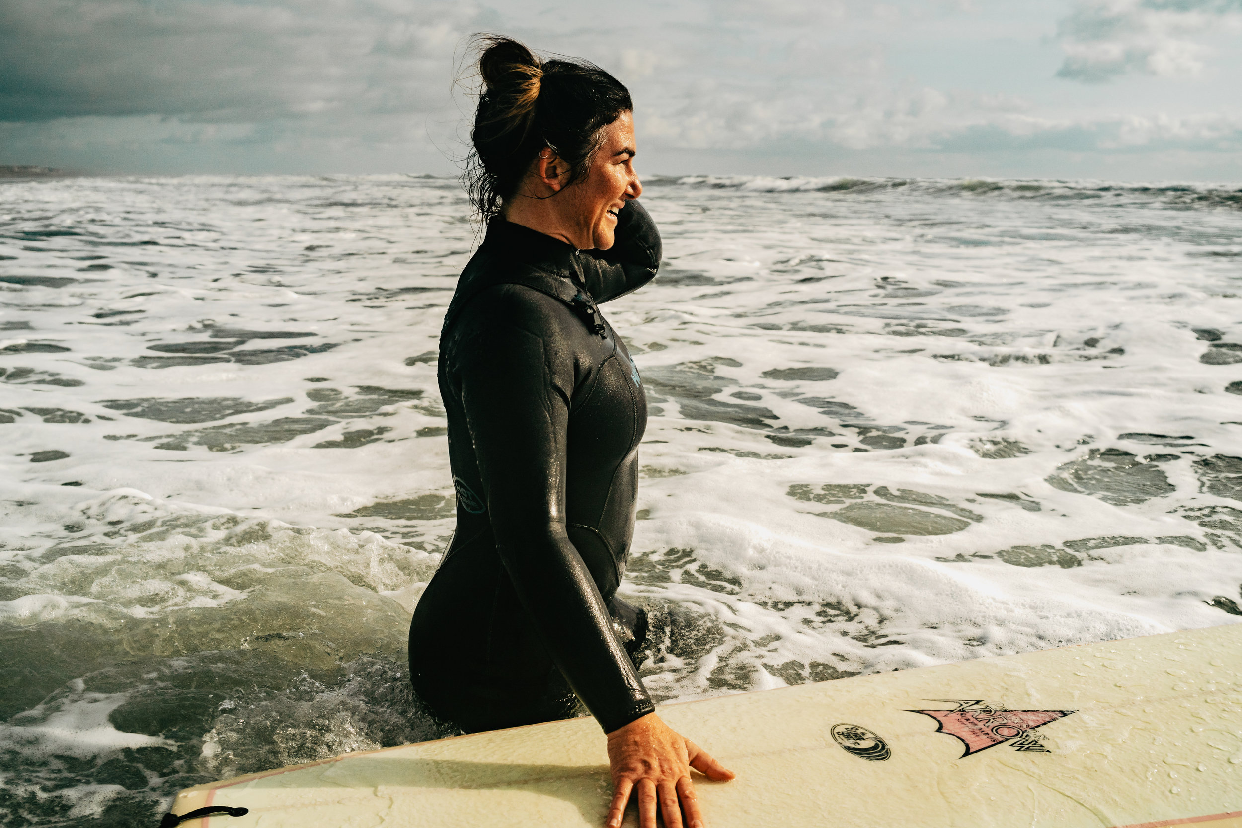 #5 Catch the wave of your life! - Westport is a cold water surfing paradise!