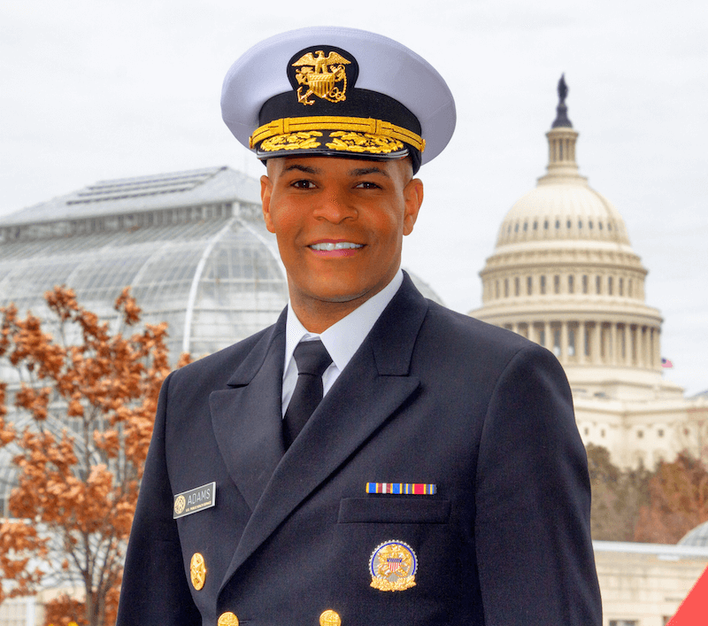 KEYNOTEVice Admiral Jerome M. Adams - Vice Admiral Jerome M. Adams is the 20th Surgeon General of the United States and holds the rank of Vice Admiral in the U.S. Public Health Service Commissioned Corps to promote, protect, and advance the health and safety of our nation. Dr. Adams has created several initiatives to tackle the country's most pressing health issues, including the opioid epidemic, oral health, and the links between community health and both economic prosperity and national security.