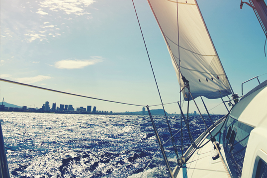 Afternoon Sail -
