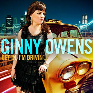 Ginny Owens - Get In I'm Drivin'   Daniel Bacigalupi   Soul Stride Records