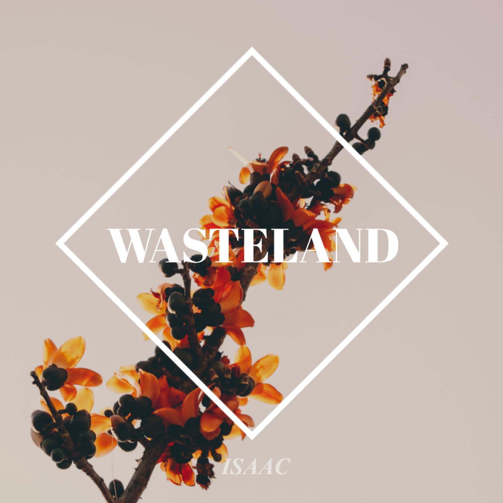 Isaac - Wasteland   Daniel Bacigalupi   Soulstride Records