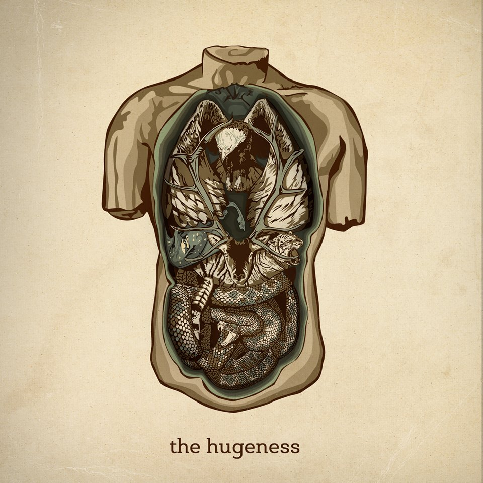 The Hugeness - The Hugeness.jpg