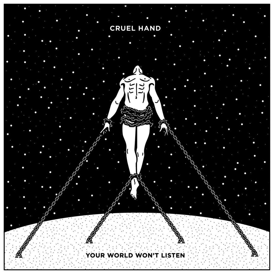 Cruel Hand, Your World Won_t Listen, Hopeless Records.jpg