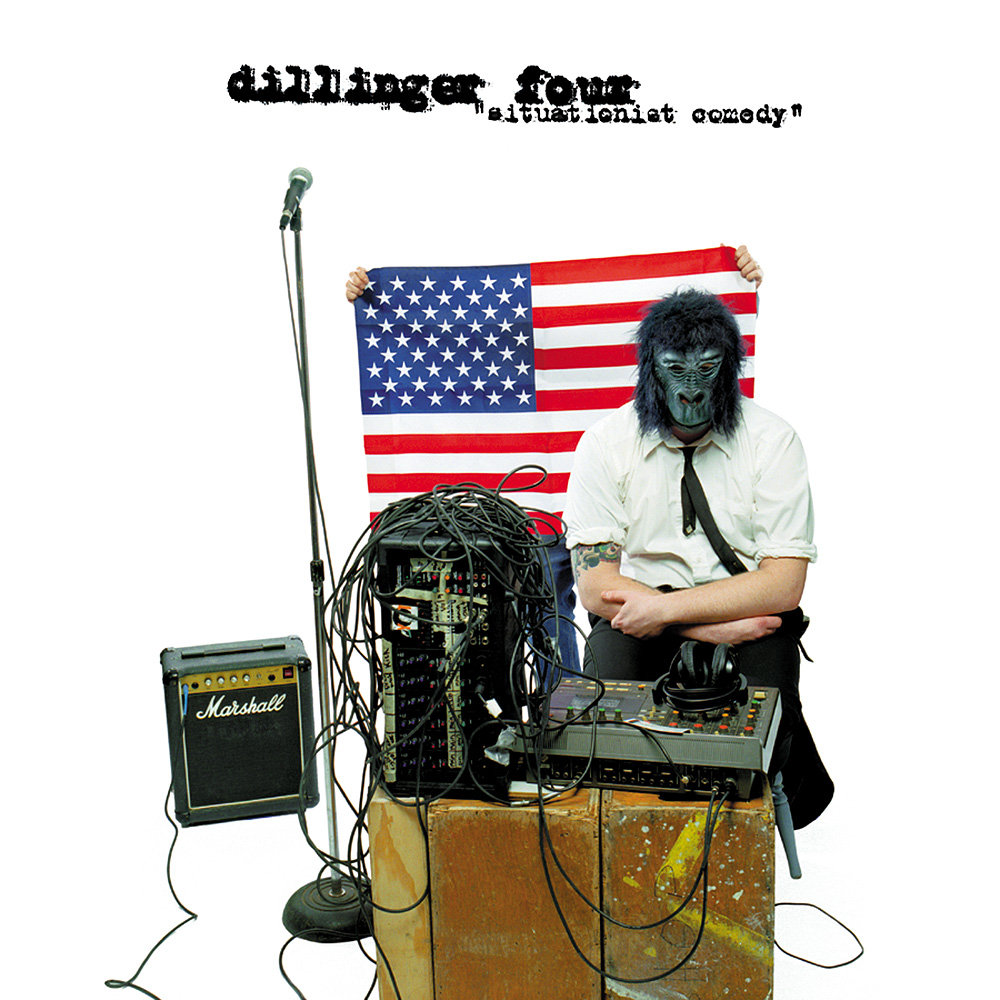 Dillinger Four, Situationalist Comedy, Fat Wreck Chords.jpg