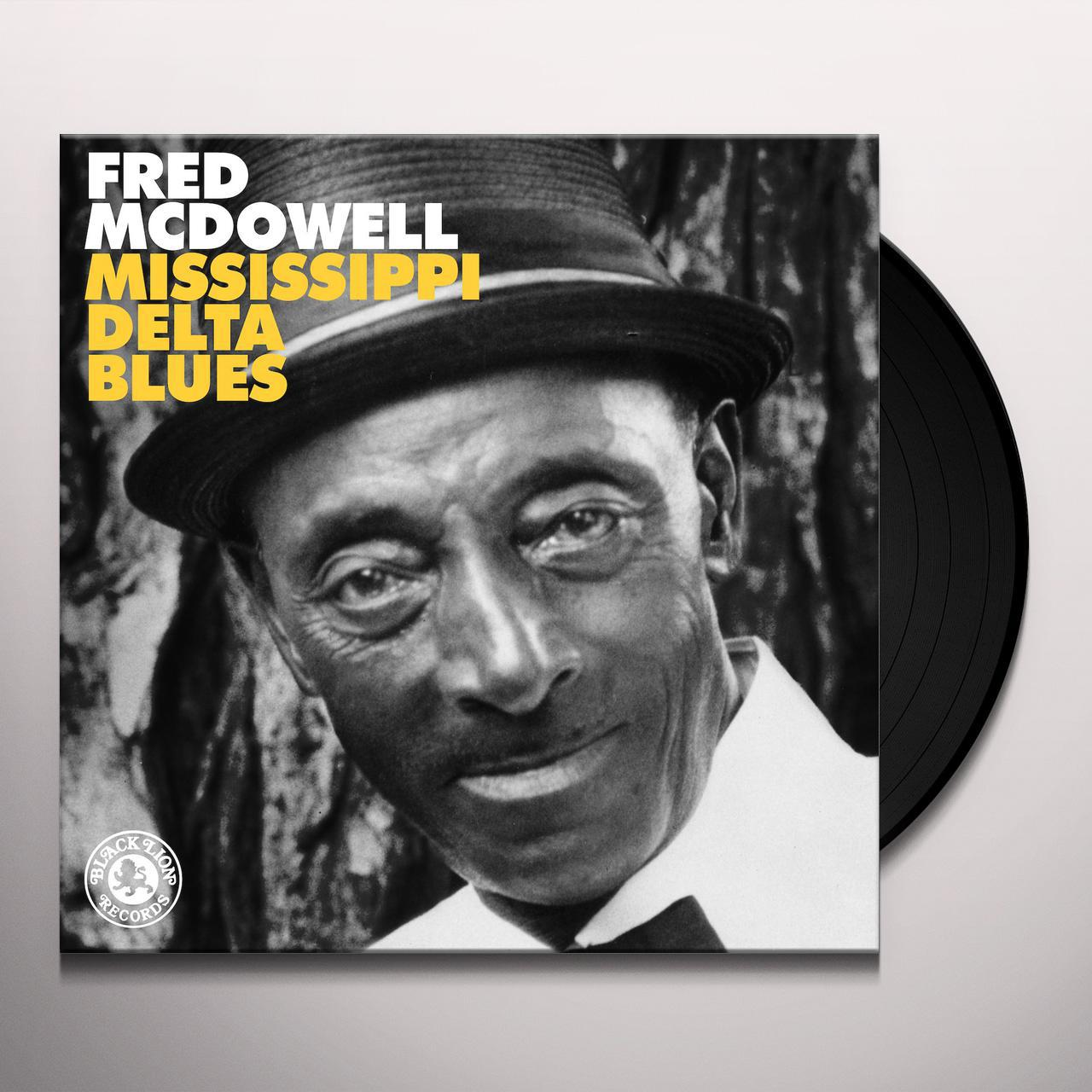Fred McDowell, Mississippi Delta Blues, Org Music.jpg