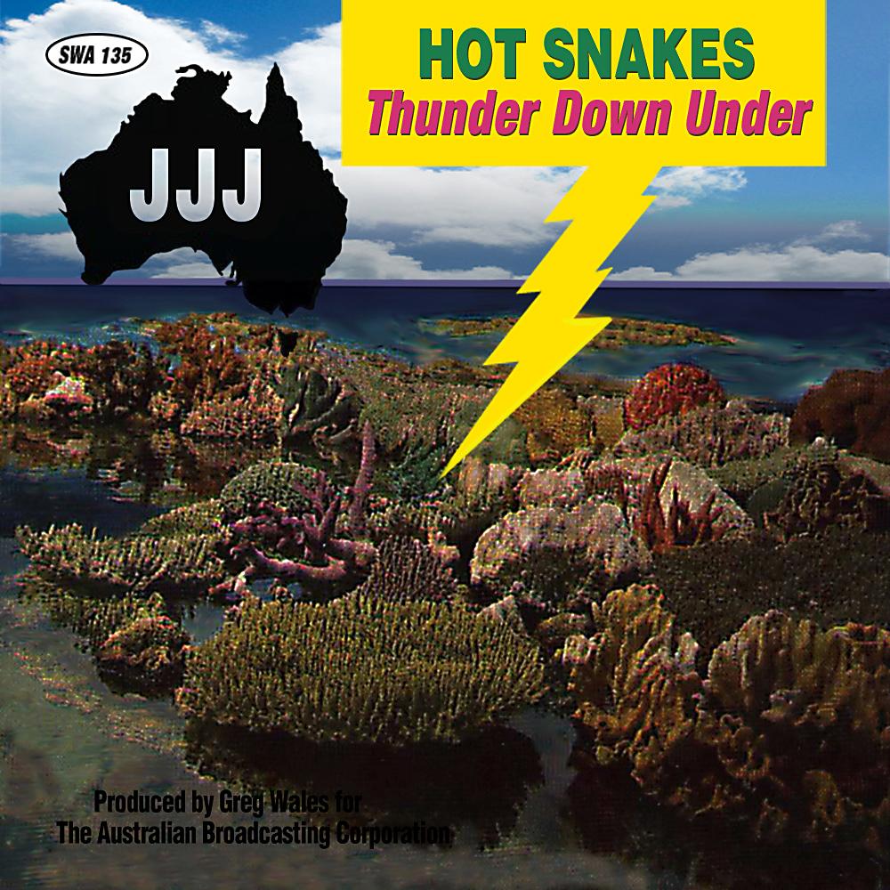 Hot Snakes, Thunder Down Under, Swami.jpg