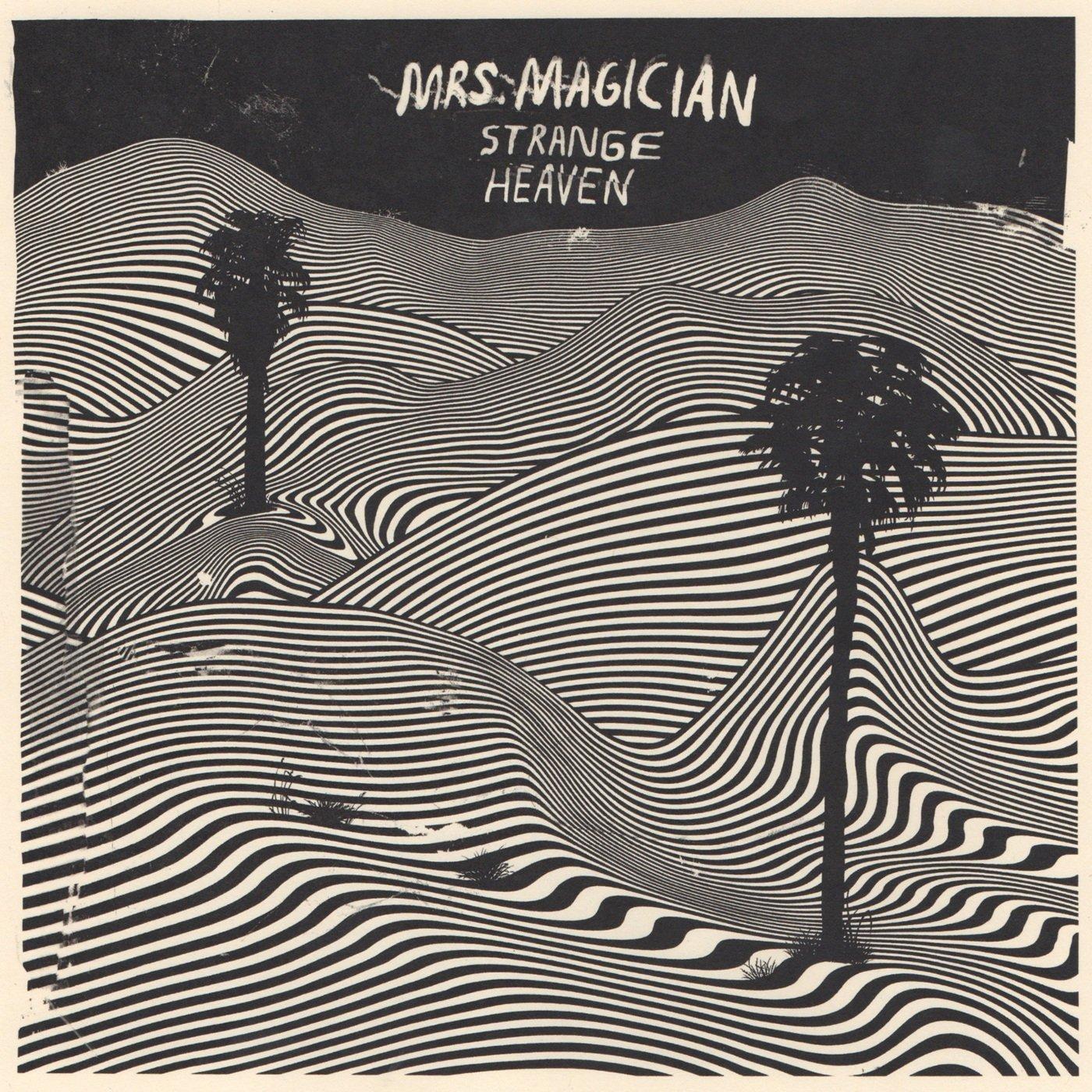 Mrs. Magician, Strange Heaven, Swami Records.jpg
