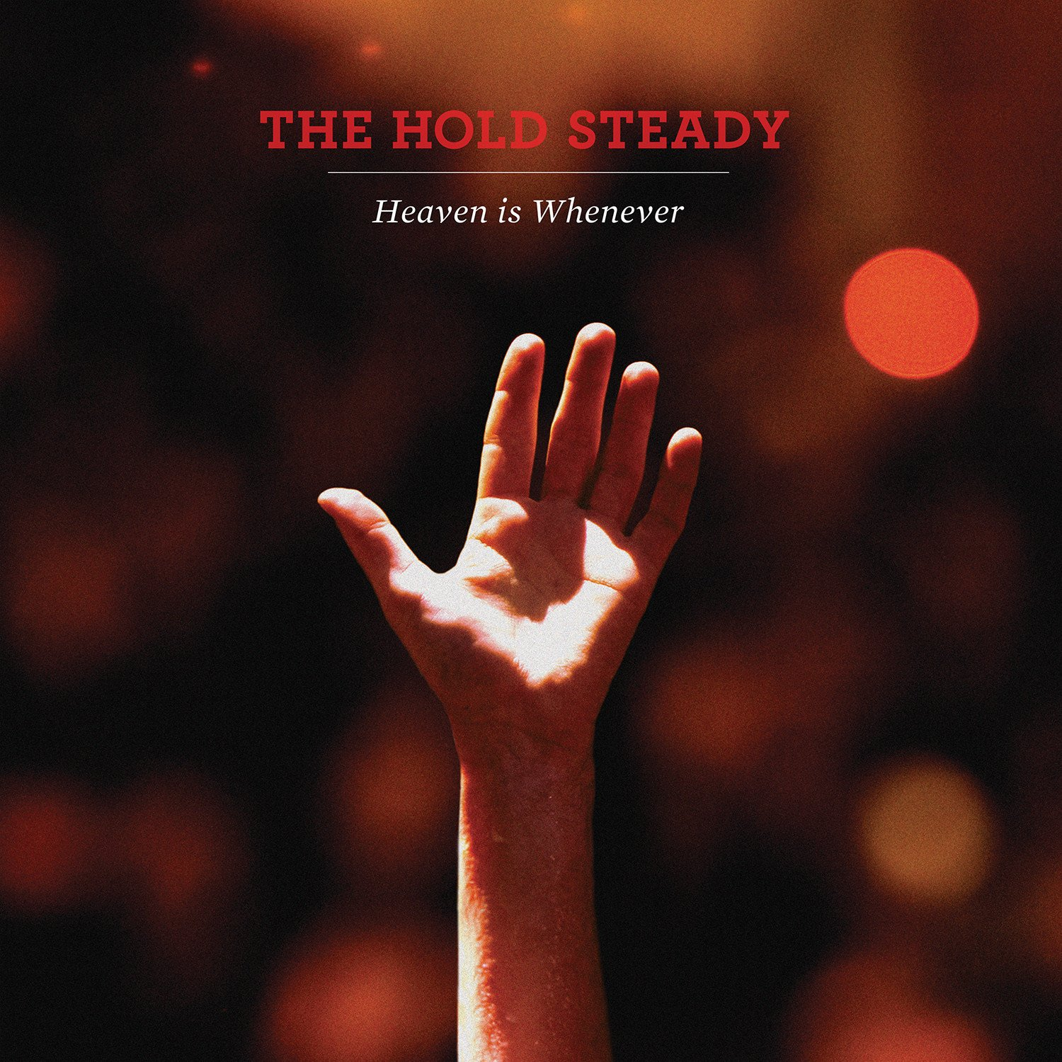 The Hold Steady, Heaven Is Whenever, Vagrant.jpg