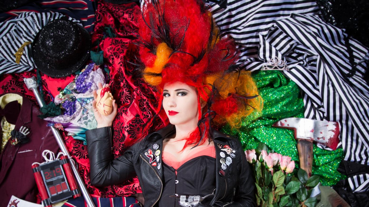 Kat Robichaud, Misfit Cabaret.jpg