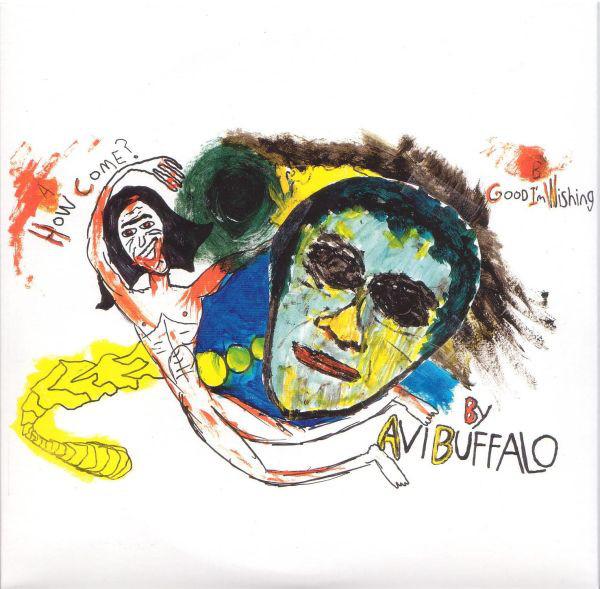 Avi Buffalo, How Come_ (single), Sub Pop.jpg