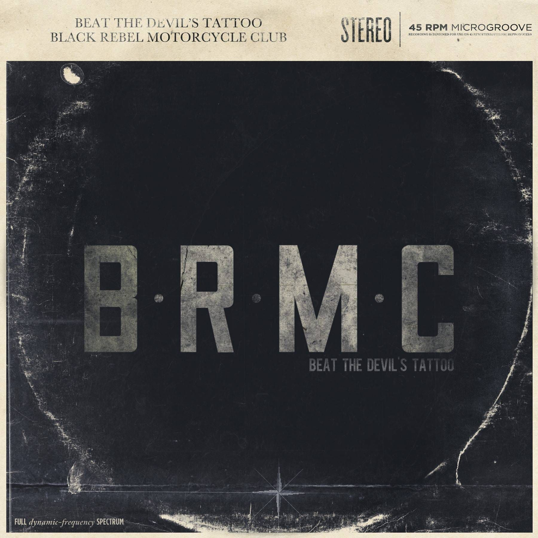 Black Rebel Motorcycle Club, Beat the Devil_s Tattoo, Vagrant Records.jpg
