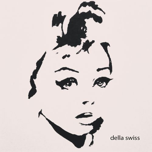 Della Swiss, Out of the Blue, Fasho Records.jpg