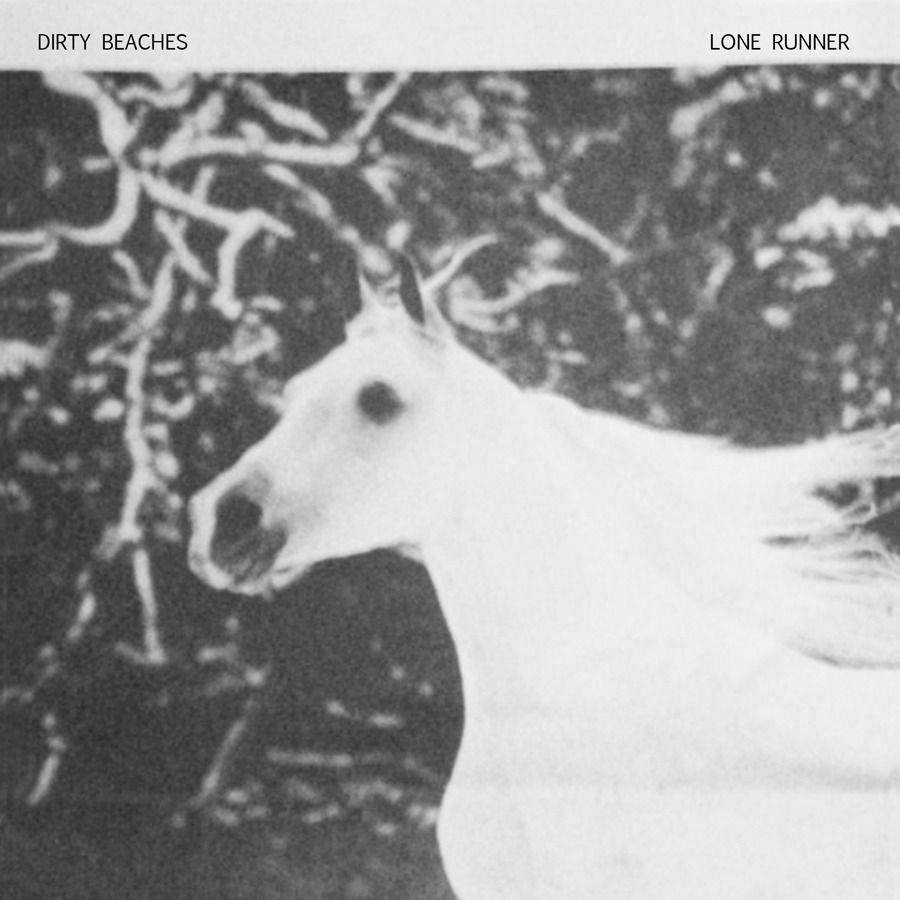 Dirty Beaches, _Lone Runner_ (single), Suicide Squeeze.jpg