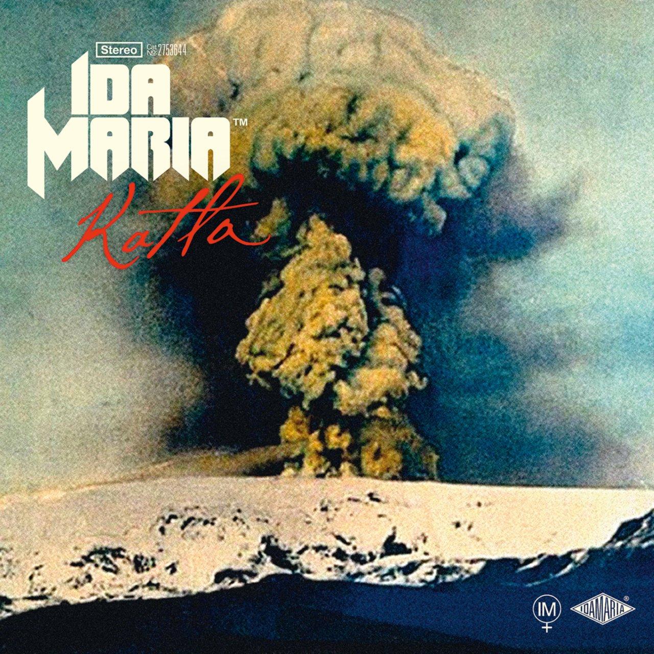 Ida Maria, Katla, Waterfall Records Limited.jpg