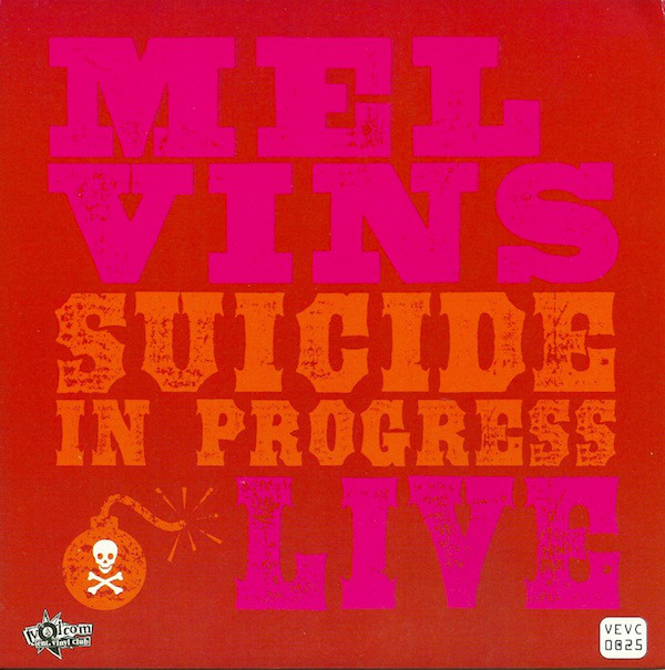 Melvins _ Totimoshi, Suicide In Progress, Live, Volcom Entertainment.jpg