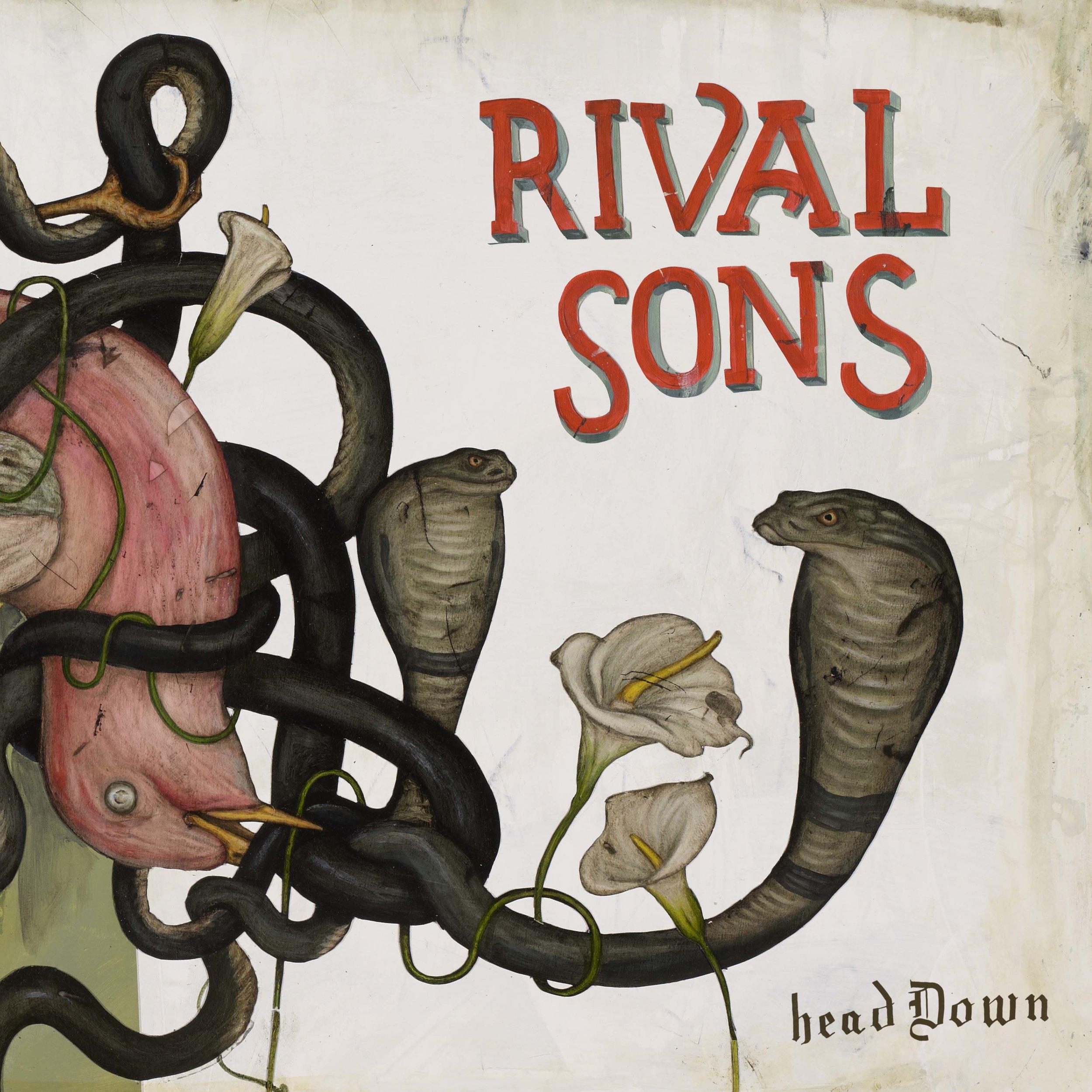 Rival Sons, Head Down, Earache.jpg