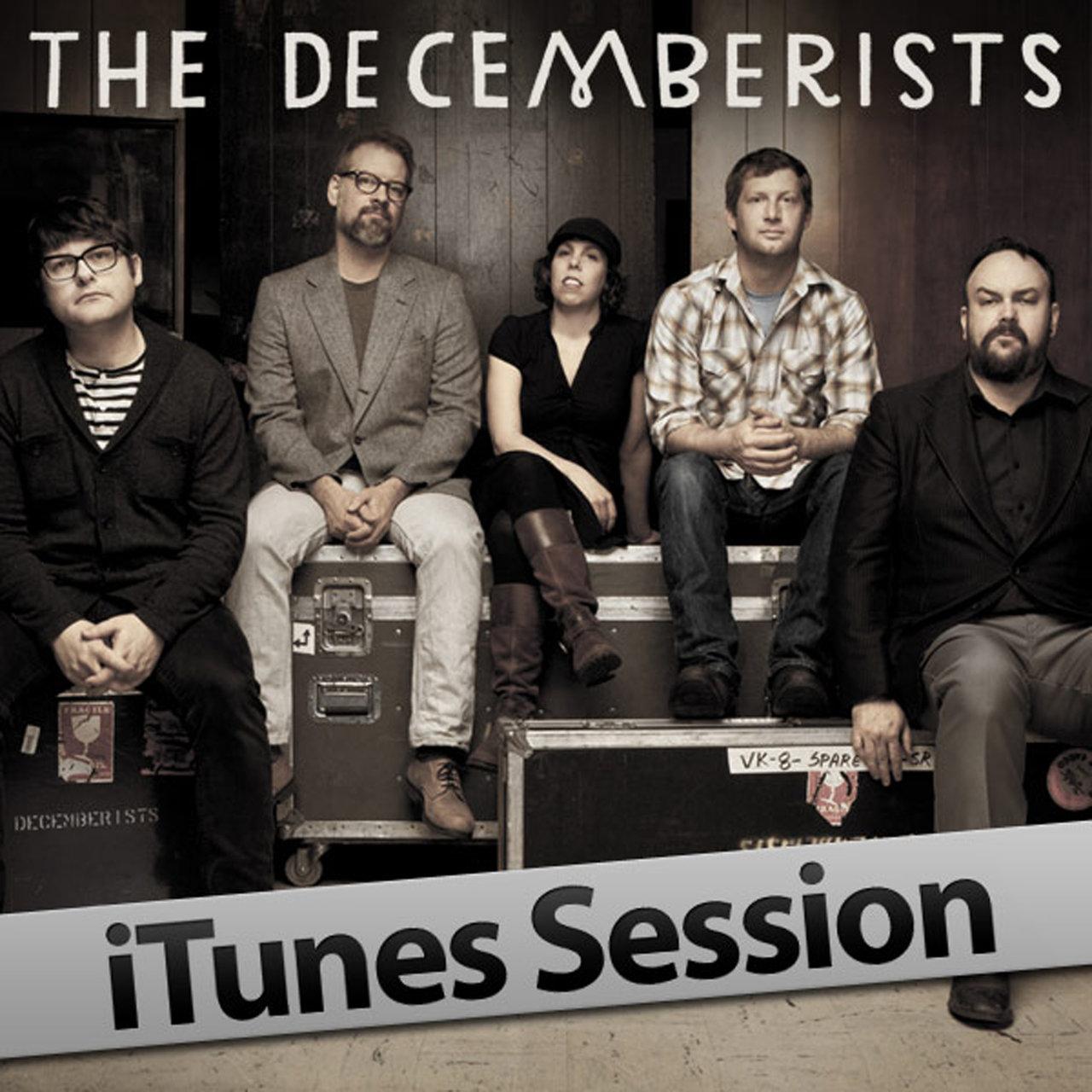 The Decemberists, iTunes Originals, iTunes.jpg