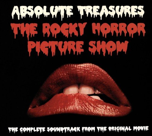 Various Artists, The Rocky Horror Picture Show - Absolute Treasures, Ode Records.jpg