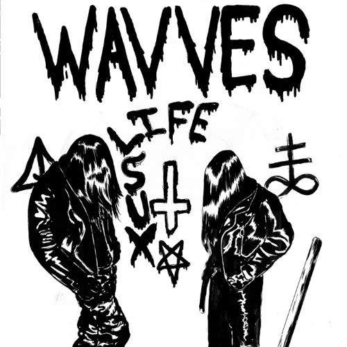 Wavves, Life Sux EP, Ghost Ramp.jpg