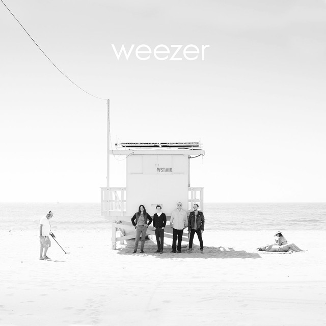 Weezer - White Album   Pete Lyman   Atlantic Records/Crush Music