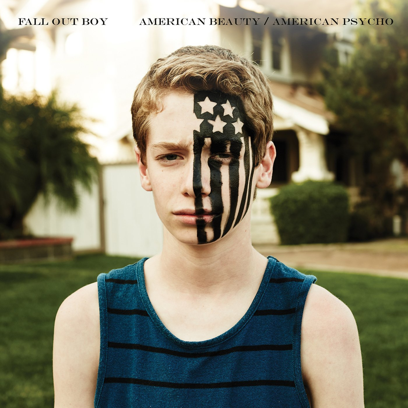 Fall Out Boy - American Beauty/American Psycho   Pete Lyman   Island Records