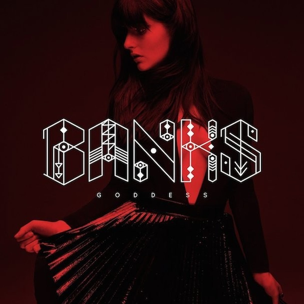 Banks -Goddess   Pete Lyman   Harvest Records